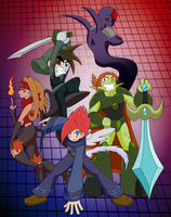 TOME Promotional Poster by Kirbopher15