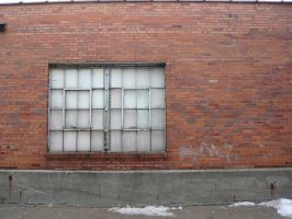 Brick and Window by dull-stock