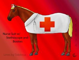 VHR CC com- nurse suit by Sabine-E