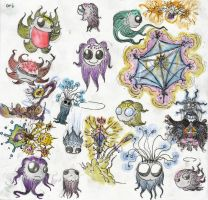 Orb Concept Sketches 2008 by SpaceBoy969