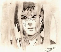 Scary Gaara by TheEpicHorcruxHunter