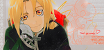 Edward Elric by aanaru