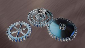 DIY Gears by mCasual