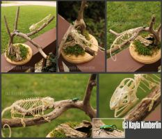 Pathological Panther Chameleon by BluesCuriosities
