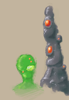Aliens by ozwalled