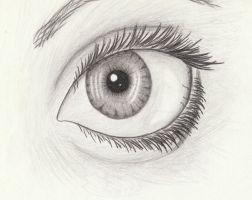 eye - realistic + will delete by SongOfAlbionTri