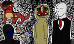 The scary pasta group by That0ne-Girl