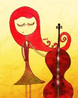 cello' by Freeedom