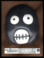 .:Mighty Boosh Pin:. by JessFox