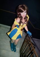 Kitty Pryde Ultimate by Daisy-Cos