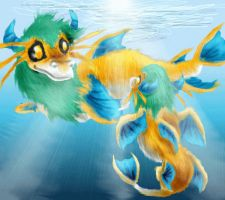 Neopets Gallions by Balsamo