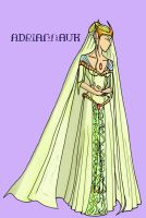 Costume Design - Elf Wedding by adriannauk