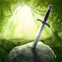 Enchanted Sword by OffbeatWorlds
