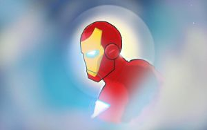 IronMan by tylernewcomb