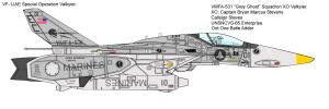 VF-1JAE Marine Fighter Valkyer by Broadshore