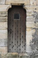 Clifford's Tower - door by CanisDiabolos