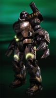 Battle Armor by Leviathan187