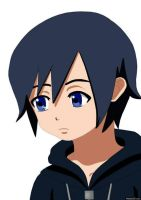 Xion is happy to see you by HUTATU