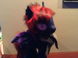 Midnight Aria is complete by Littlestplushoppe