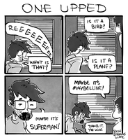 One Upped by bensigas