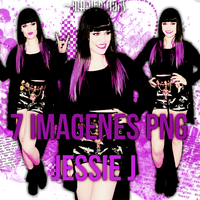 Pack PNG Jessie J by MariEditionsDA