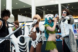 Bleach group 3 by Photos-by-TENSHI
