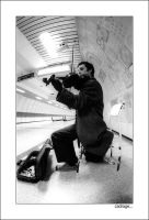 subway musician 1 by cadrage