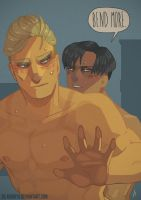 [Eruri] Thank you 3K by Su-Kichuya