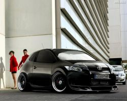 Toyota Auris-Monster by Narigato