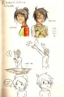 THG-Wiress and Beetee Sketches by oofuchibioo