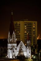 Little White Church by 904PhotoPhactory