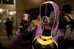 Tali ID by willowfall