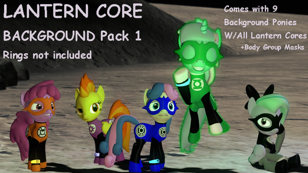(DL) Lantern Ponies Background pack 1 by Out-Buck-Pony