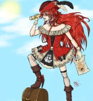 pirate grell by pugnacious-banana