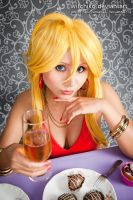 I prefer champagne::: by Witchiko