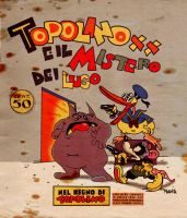 Topolino vs Lugo by Makinita