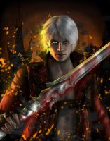 Son of Sparda by AnnaPostal666