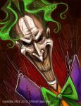 The Joker Classic SDCC Fundraiser by SpookyChan