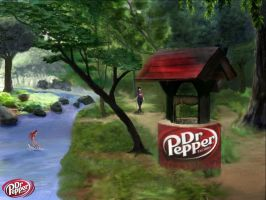 Fresh Outdoor Dr Pepper by JMSUH