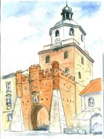 Lublin brama by Hipokrates1978