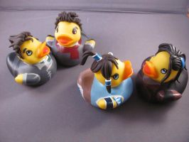 Legend of Korra Ducks by spongekitty