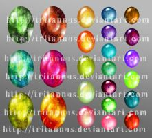 Magical gems DOWNLOADABLE STOCK - #2 by TritannuS