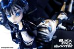 MH Custom - Black Rock Shooter by periwinkleimp