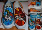 Okami Shoes by checkmyshoe123