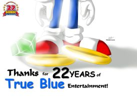 :CE: Sonic's 22nd Anniversary Submission Two! by midnightassassin639