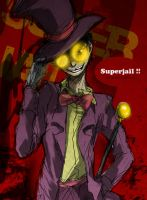 superjail by ninevsnine