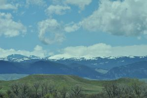 Big Horn Mountains, WY by ticklemeimsexy