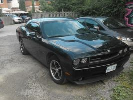 Big Black Challenger V by Neville6000