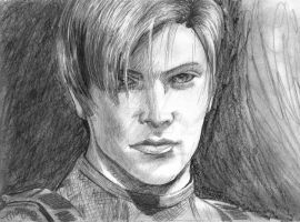 Leon S. Kennedy by Dunkleengelblut