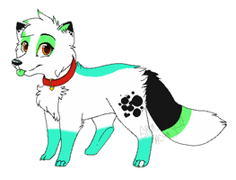 Vixey by SpunkyRacoon